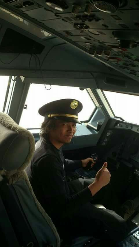 pilot in command of the airbus 330-300