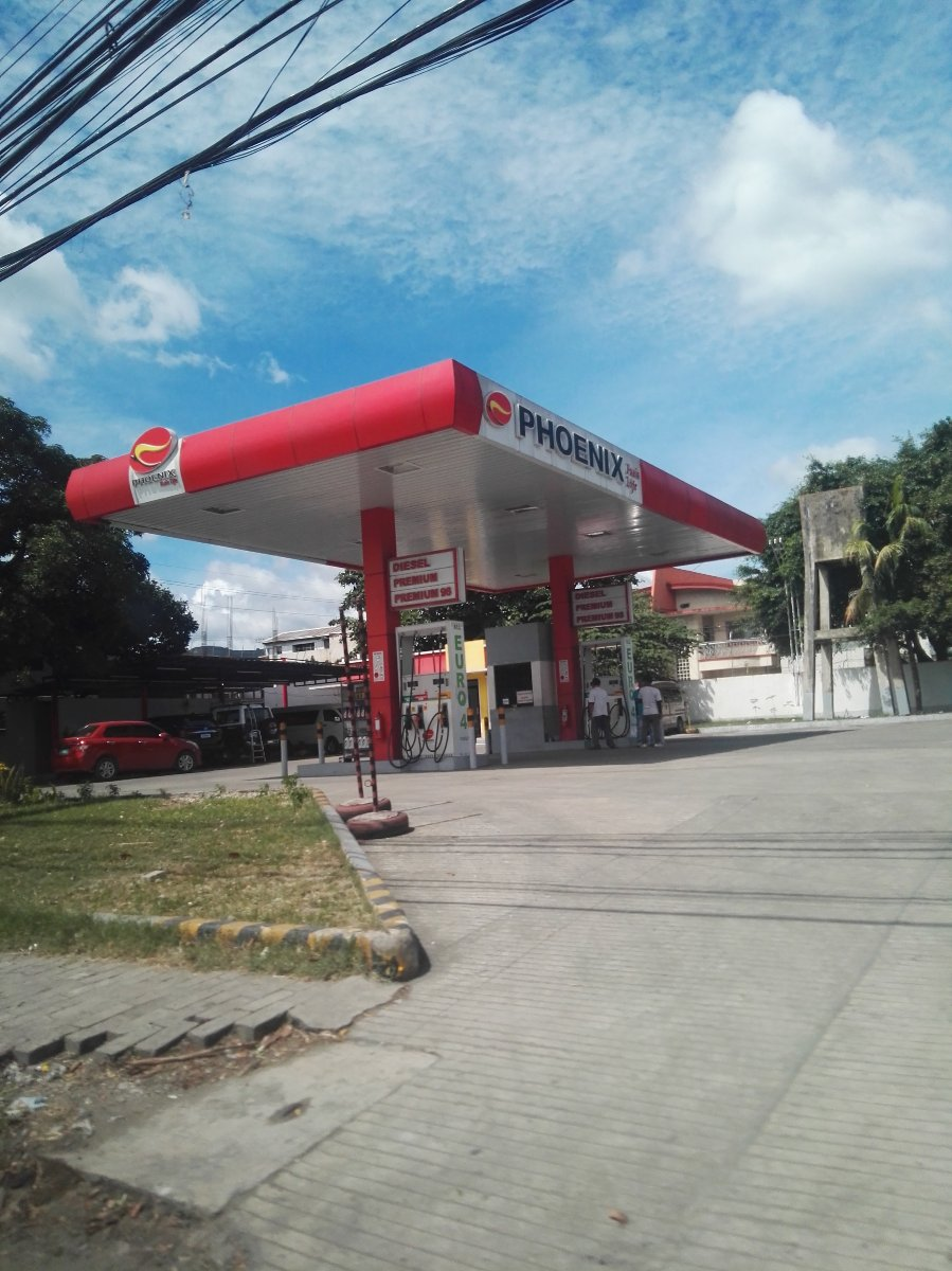 Gas, station