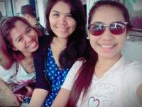 Friends, travel, resort life, selfie, bantayan island