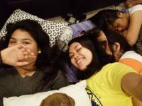 Miss the sleepover sessions