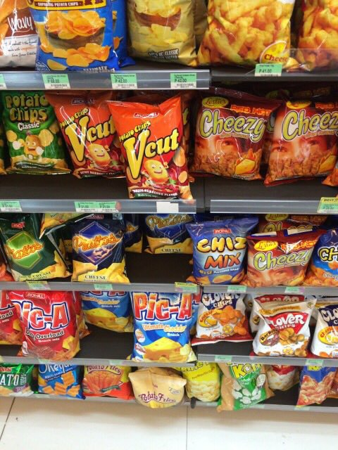 chips, food, snacks,