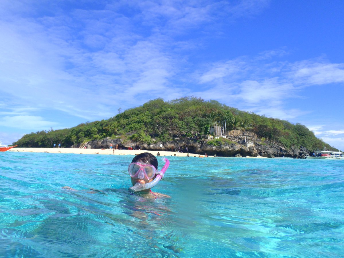 beautiful Sumilon Island !!