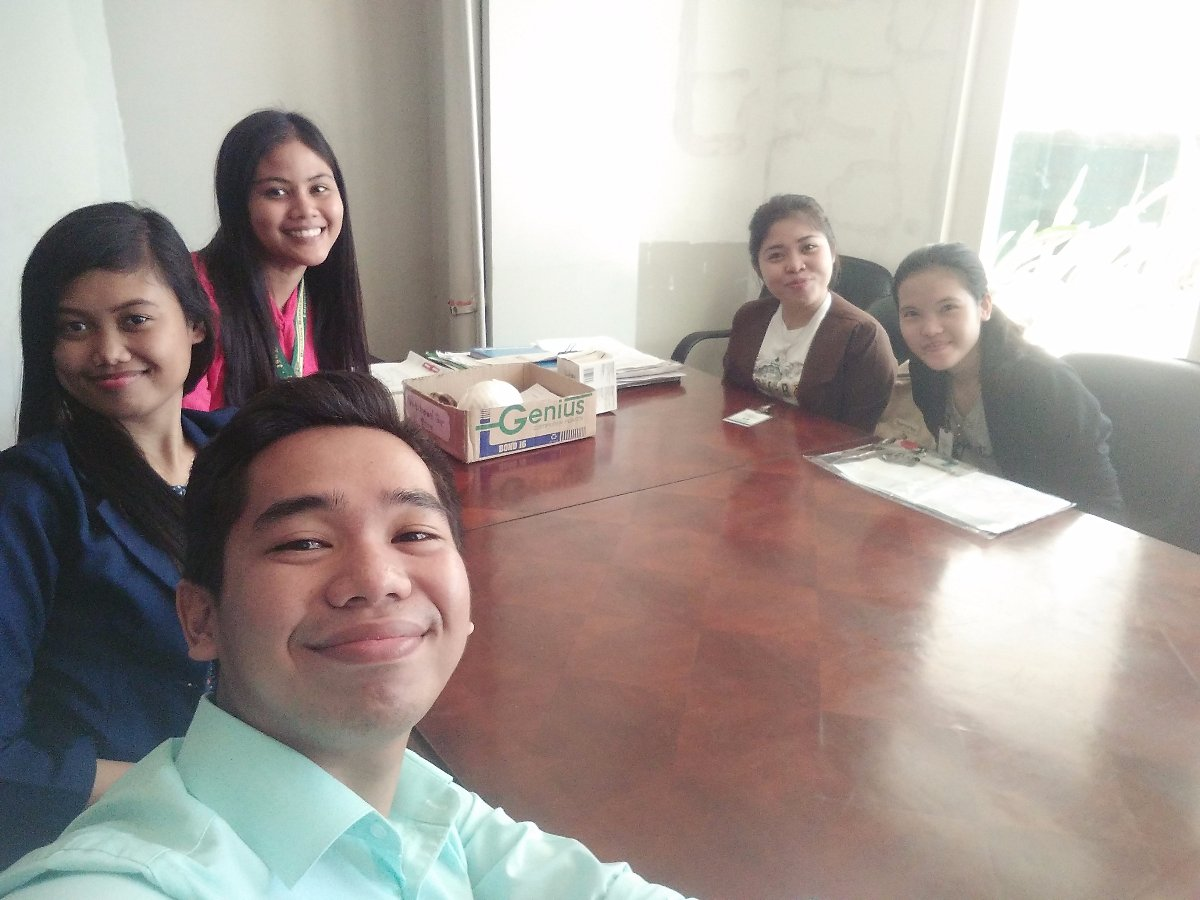 Our Interview for OJT 😍😍 Yes we passed! Thank you Lord 🙏🙏