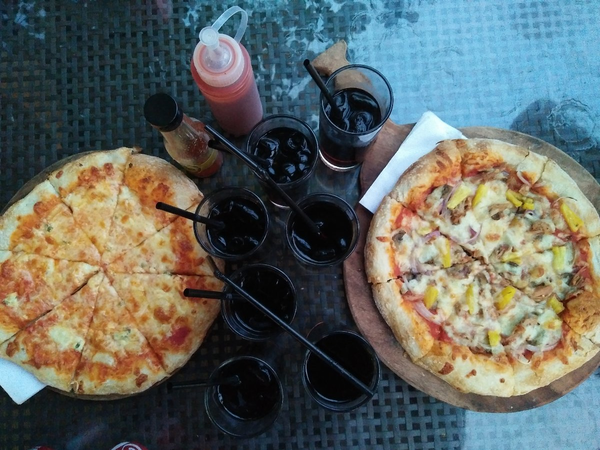 Pizza`s Party 😂😂😂
