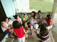 story telling time with our beloved lolo