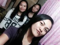Picture with my forever loves dear cousins