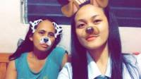 With, mother, dear, snapchat, doggie, filter, cute