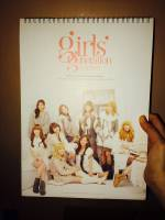 old girls generation calendar