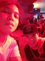 with my bruh haha