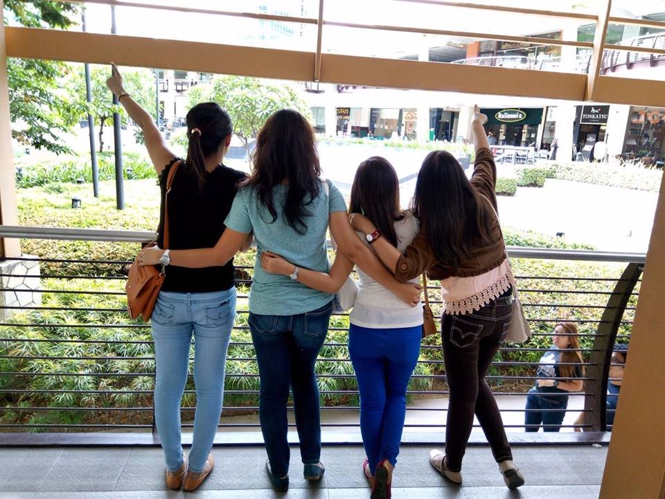 girlfriends, girl, power, at. ayala. terraces, girl, day, out