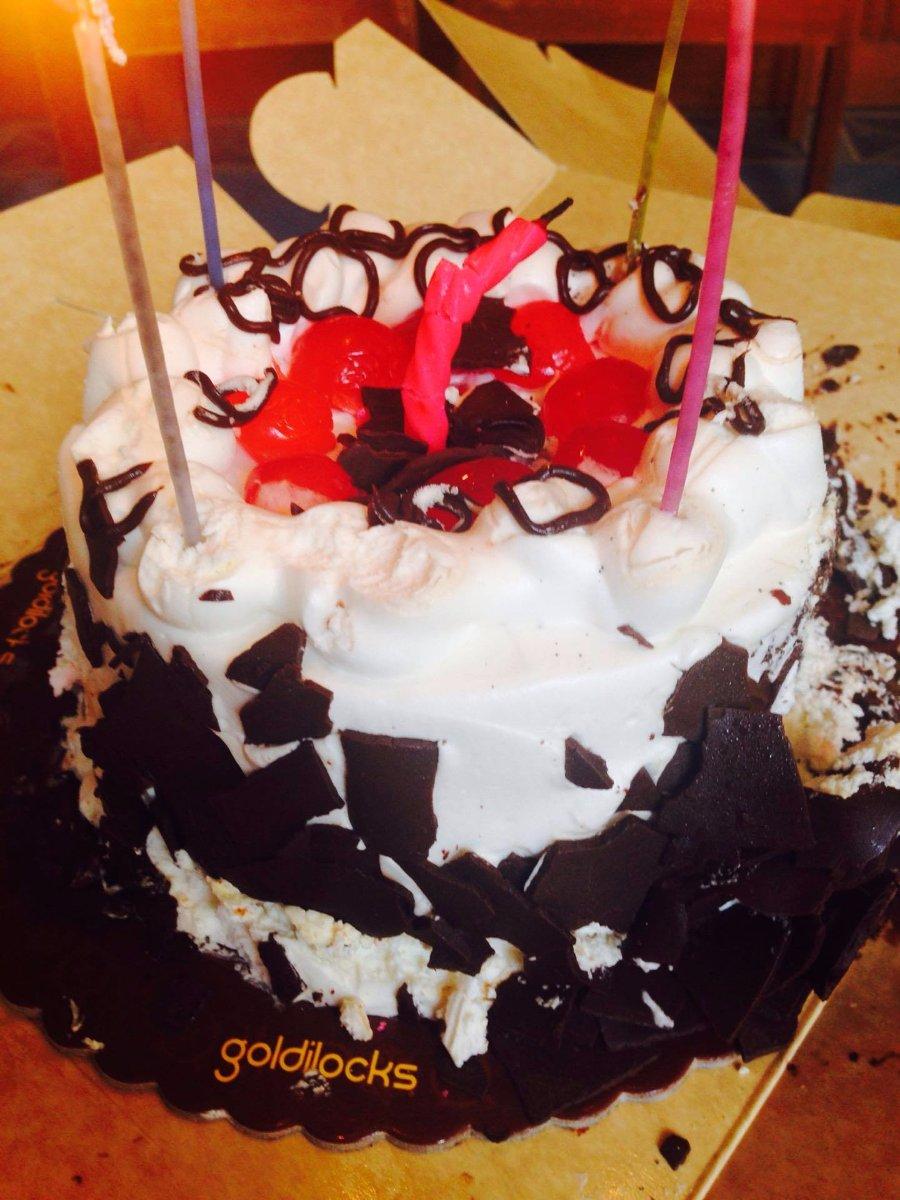 Happy Birthday Real Cake Brithday Cake