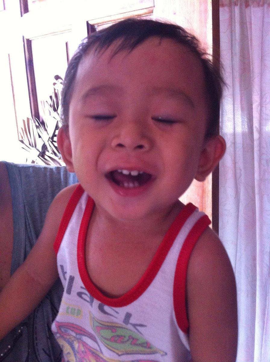 so, cute, baby, gaven, eyes, closed, smileee, photo uploadedelifd388