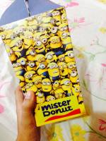 Mister donut minions my favorites laloves