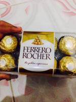 ferrero rocher the golden experience chocolates favorite sweets eight pieces thank you loves