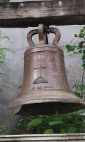 large old bell