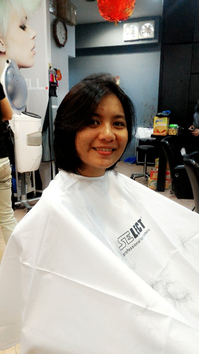 Getting Haircut During Chinese New Year Is Not A Good Idea For Me