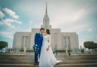 married for eternity, temple marriage,