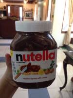 All time fav. #nutella