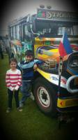 Jeepney from Philippines