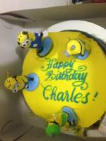 Happy birthday Charlsey