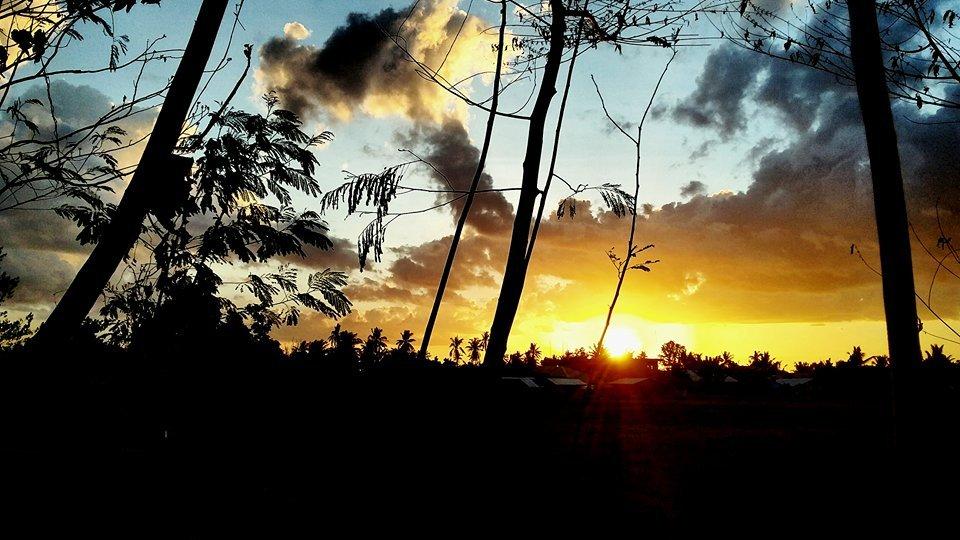 #landscape, #silhouette, #amateur, #photography, #sunset