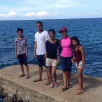 Groupie, Buho rock resort, Camotes