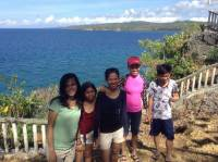 Beautiful scenery, Naturally made, Buho rock resort, Camotes