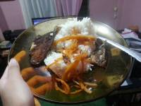 My very own Escabeche, Filipino cuisine, Fish dish
