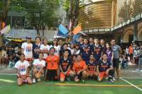 Volleyball men and women team