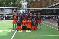 Mens volleyball team