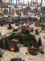 The christmas village is back