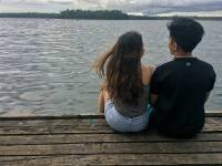 lake danao with love
