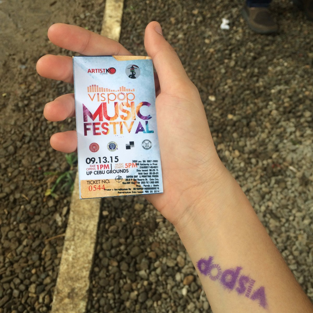 Music, Festival, Ticket