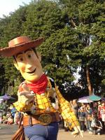 Hong Kong, HK, Disneyland, Travel, Explore, Woody, Toy Story, Cowboy, Costume, Cosplay