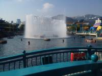 Ocean Park, Fountain, Travel