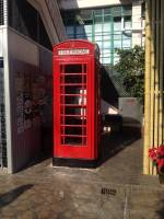Red Phone Box, Hong Kong, Ocean Park, Travel