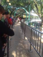 Hong Kong, Ocean Park, Travel, Queue