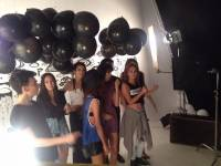 Behind The Scenes, Photoshoot, Videoshoot, Models