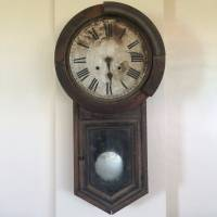 Old, Clock, Antique