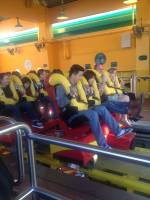 Hong Kong, Ocean Park, Travel, Ride, Rollar Coaster