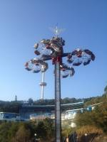 Hong Kong, Ocean Park, Travel, Ride