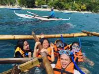 Whale Watching at Oslob