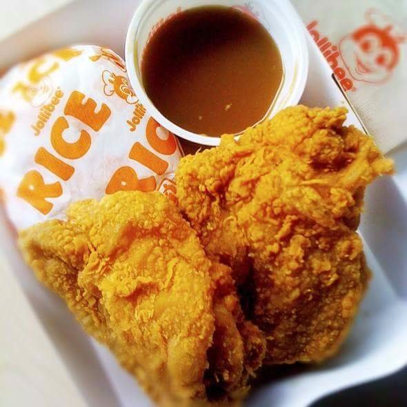 Rice Chicken Meal Jollibee Photo Uploaded By Yuril411