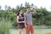 Photoshoot 101 , with my cutie patotie , at the beach, practice modelling thou.