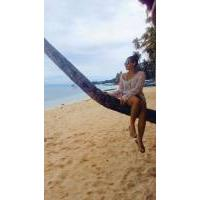 summer feels, coconut, white sand, argao