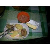 Got my English like Breakfast, Jacket potato and Tuna, Good Morning Sunday Cebu, Philippines